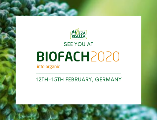MozzaRisella at BioFach, the world's largest trade for organic food and agriculture